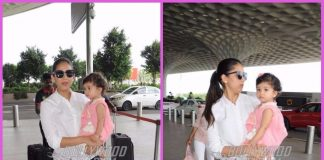 Mira Rajput and Misha snapped on a travel date to Amritsar – Photos