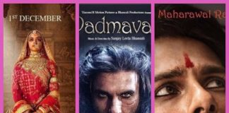 Relive India's regal history with Padmavati's Official Trailer released at 13:03