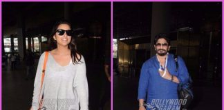 Photos: Arshad Warsi and Parineeti Chopra return from Delhi after Golmaal Again promotions