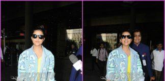 Parineeti Chopra returns from birthday celebrations at Goa – Photos