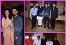 Salman Khan, Kriti Sanon and others grace Ramesh Taurani's Diwali bash – Photos