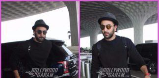 Stylish Ranbir Kapoor looks dapper at airport – Photos