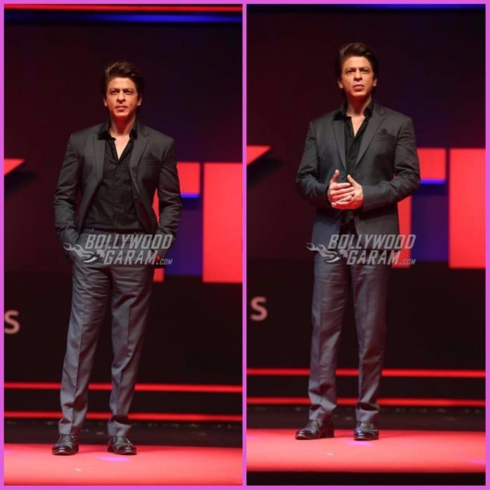 SHah Rukh TED talks