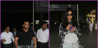 Salman Khan and Katrina Kaif return from Dubai – PHOTOS