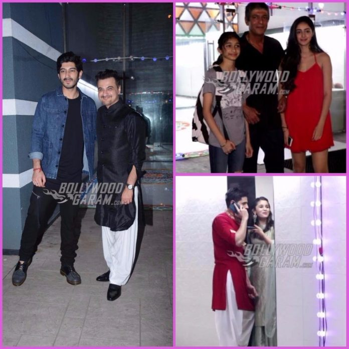 Sanjay Kapoor bash