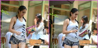 Sara Ali Khan spends casual time at a café – PHOTOS