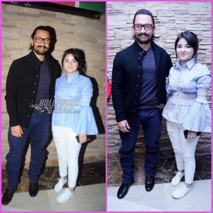 Secret Superstar Delhi
