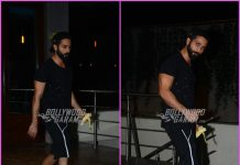Shahid Kapoor gets back to gym post Diwali celebrations – Photos