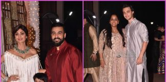 Shilpa Shetty and Raj Kundra host grand Diwali bash – PHOTOS