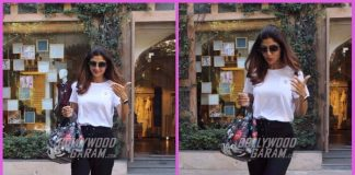 Shilpa Shetty snapped shopping in Mumbai at a fashion store – Photos