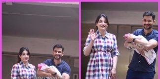 Photos: Soha Ali Khan and Kunal Kemmu bring home their daughter Inaaya Naumi Kemmu