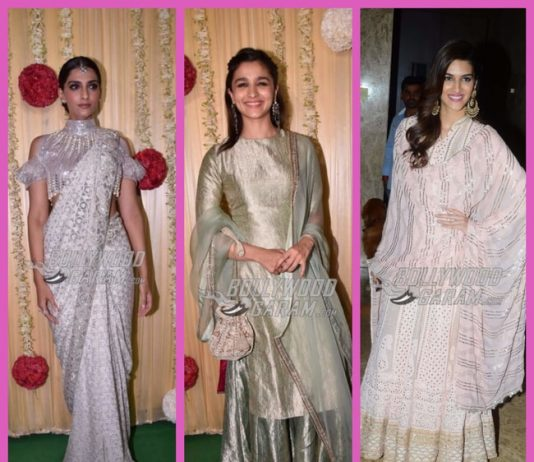 Diwali 2017: Bollywood stars and their fashion trends this season – PHOTOS