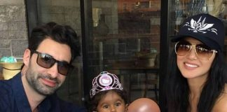 Sunny Leone and Daniel Weber celebrate Nisha's second birthday in Arizona