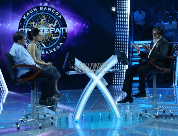 KBC 9 Written Episode 43: When Big B Politely Refused To Perform On 'Kajrare' With Contestant