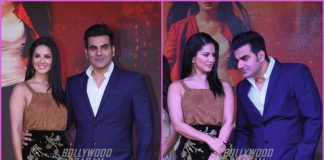 Arbaaz Khan and Sunny Leone launch trailer of Tera Intezaar – PHOTOS