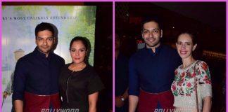 Ali Fazal hosts special screening of Victoria and Abdul in Mumbai – PHOTOS