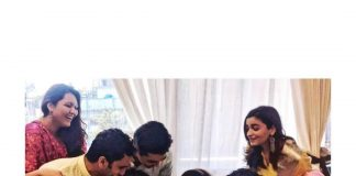 Alia Bhatt and Varun Dhawan spend Diwali with Karan Johar's twins