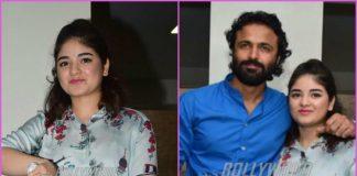 Zaira Wasim celebrates birthday with director Advait Chandan – PHOTOS
