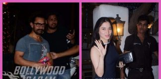 Aamir Khan and Tamannah Bhatia spotted at their respective leisure schedules