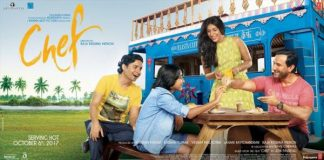 Chef new poster gives family bond goals