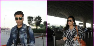 Karan Johar and Vidya Balan on a busy travel schedule – PHOTOS