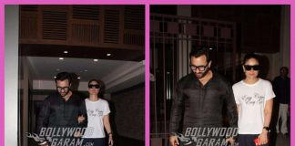 Kareena Kapoor and Saif Ali Khan celebrate five years of wedlock  – Photos