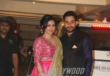 Soha Ali Khan and Kunal Kemmu attend Diwali puja at Kareena Kapoor's residence