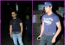 Aamir Khan and Aarav Bhatia on a casual outing in Mumbai – PHOTOS