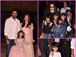 Stars and star kids have fun as Aaradhya Bachchan turns six – PHOTOS