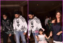 Bachchan family celebrates sixth birthday of Aaradhya Bachchan – PHOTOS