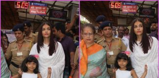 Aishwarya Rai Bachchan visits temple on her birthday – PHOTOS