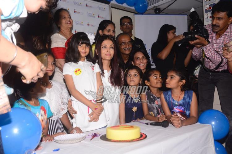 Aishwarya Rai Bachchan announces her father's birthday as 'Day Of Smiles'.