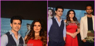 Zareen Khan and Gautam Rode launch trailer of Aksar 2 – PHOTOS