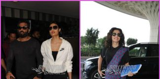 Athiya Shetty, Suniel Shetty and Taapsee Pannu make a stylish appearance at airport – PHOTOS