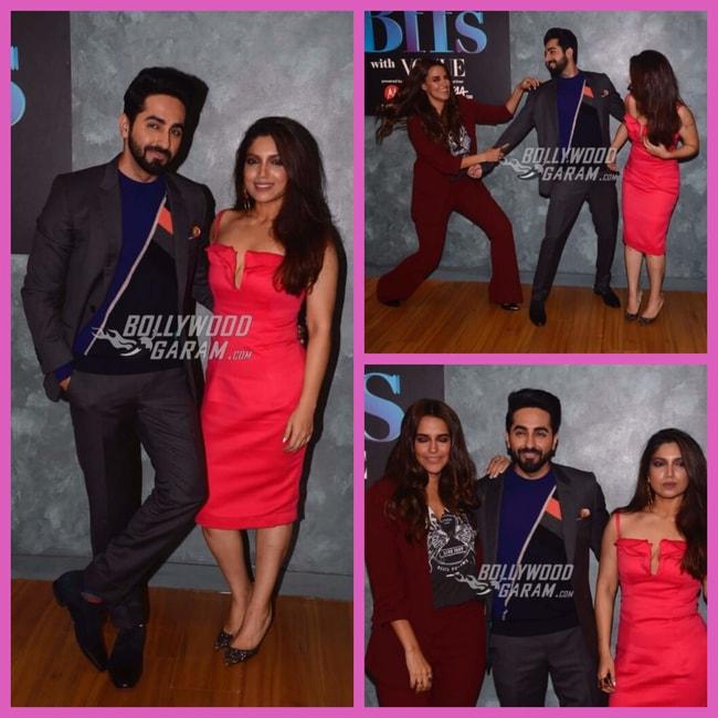 Ayushmaan Bhumi Vogue BFF