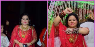 Bharti Singh looks adorable during Bangle ceremony – PHOTOS