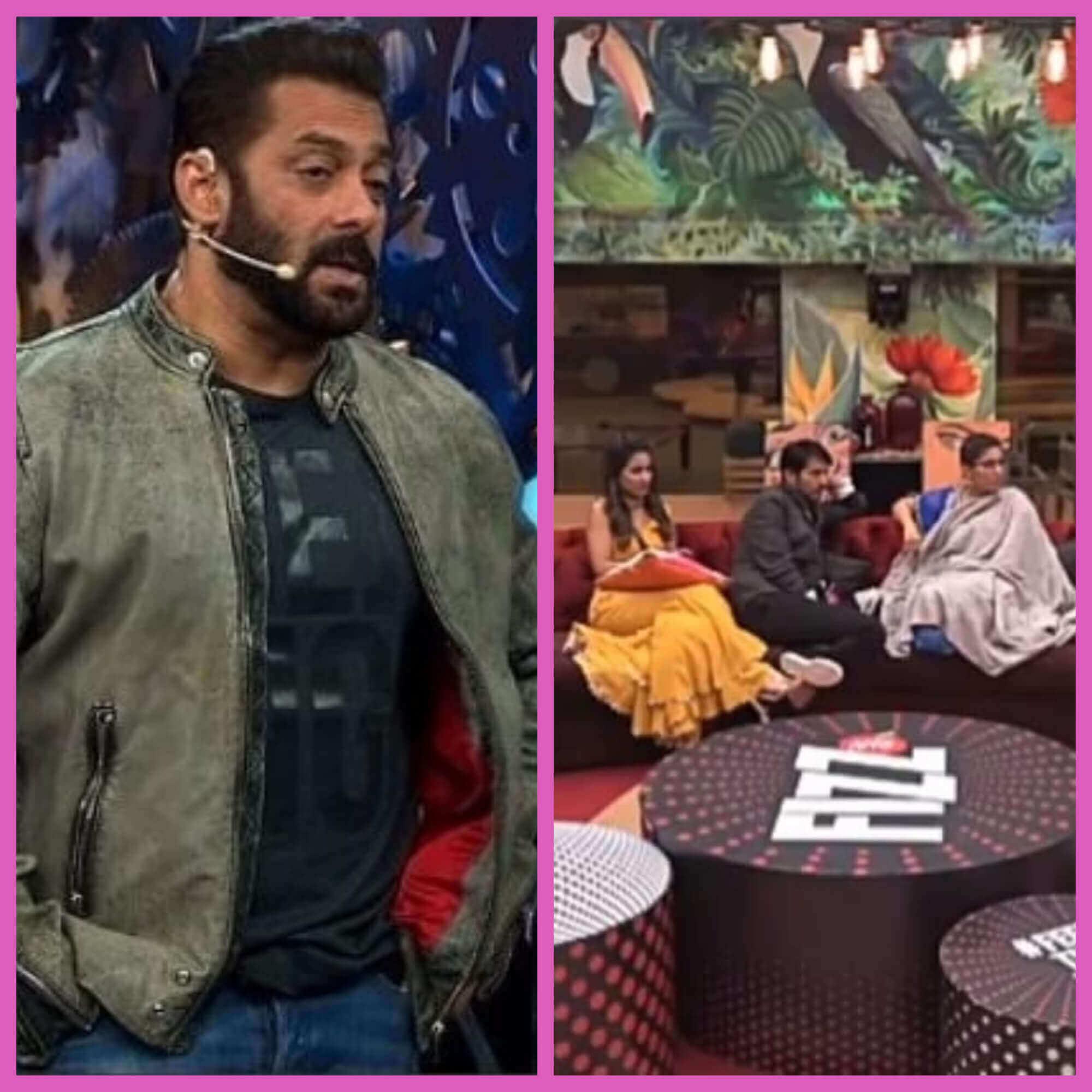 Bigg Boss Weekend Ka Vaar episode on day 35 saw contestant