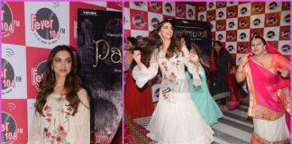 Deepika Padukone promotes Padmavati at Fever FM – PHOTOS