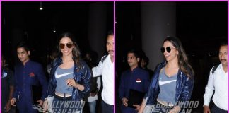 Deepika Padukone all smiles for cameras at airport – PHOTOS