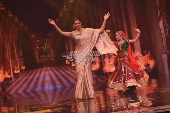 Deepikaa super dancer-2