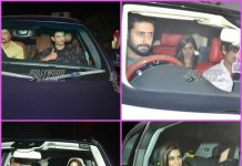 B'town and TV celebrities throng at Farah Khan's bash for Ed Sheeran