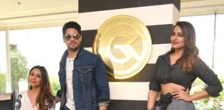 Sonakshi Sinha and Sidharth Malhotra visit Gauri Khan's store – PHOTOS
