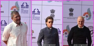 Shah Rukh Khan, Smriti Irani and others grace IFFI 2017 – PHOTOS