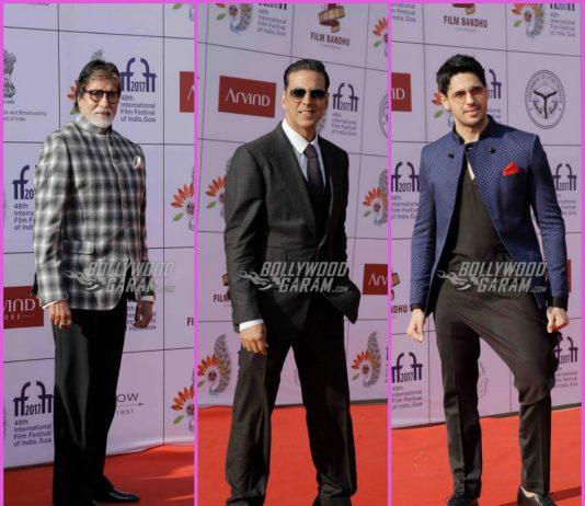 Amitabh Bachchan, Akshay Kumar, Katrina Kaif grace closing ceremony of IFFI Goa