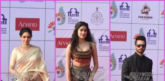 IFFI 2017 Goa – B'towners sizzle at the red carpet – PHOTOS