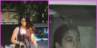 Sara Ali Khan and Ileana D'Souza workout hard at gym – PHOTOS