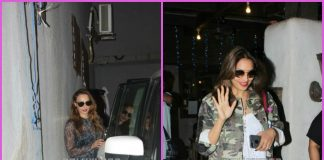 Bipasha Basu and Iulia Vantur let their hair down – PHOTOS