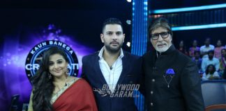 Vidya Balan and Yuvraj Singh grace the final episode of Kaun Banega Crorepati