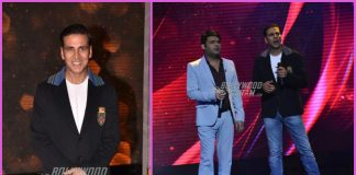 Kapil Sharma promotes Firangi on sets of The Great Indian Laughter Challenge – PHOTOS