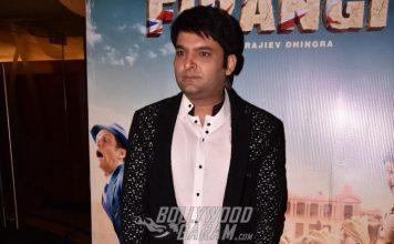 Kapil Sharma to return to the TV screens soon post upcoming film Firangi's release
